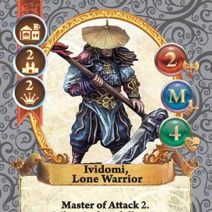 Ividomi, Lone Warrior