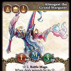 Almagest the Grand Stargazer