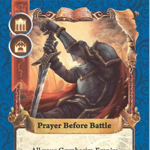 Prayer Before Battle