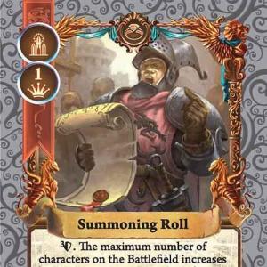 Summoning Roll