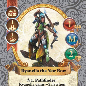 Ryanella the Yew Bow