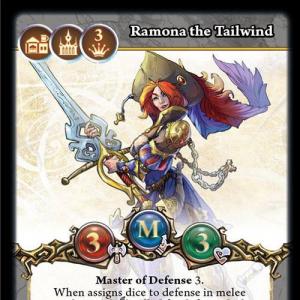 Ramona the Tailwind