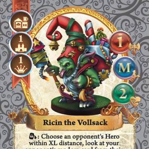 Ricin the Vollsack