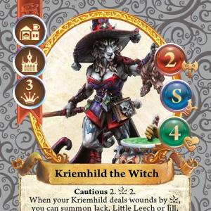Kriemhild the Witch