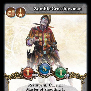 Zombie Crossbowman