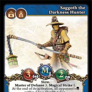 Saggoth the Darkness Hunter