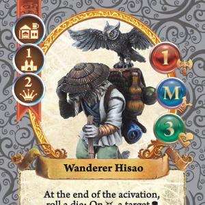Wanderer Hisao