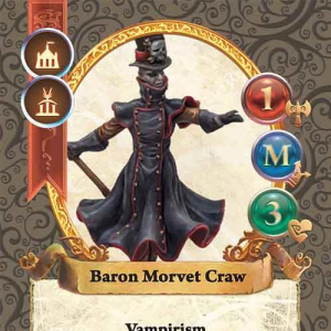 Baron Morvet Craw