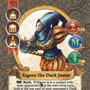 Xigero the Dark Jester