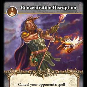 Concentration Disruption