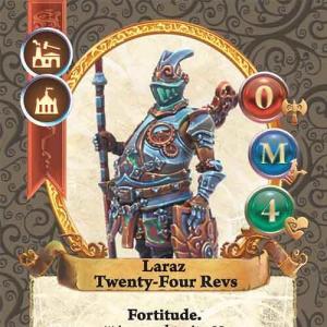 Laraz Twenty-Four Revs