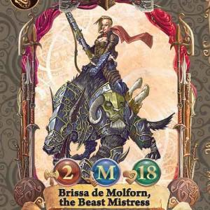 Brissa de Molforn the Beast Mistress