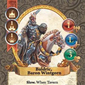 Baldric, Baron Wintgorn