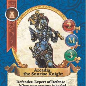 Arcadia the Sunrise Knight