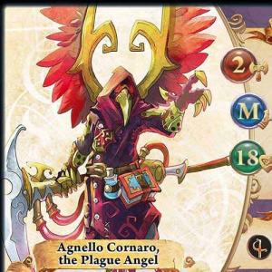 Agnello Cornaro, the Plague Angel