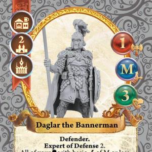 Daglar the Bannerman