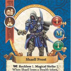 Shaell Frost