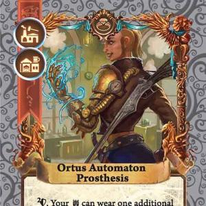 Ortus Automaton Prosthesis
