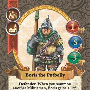 Boris the Potbelly