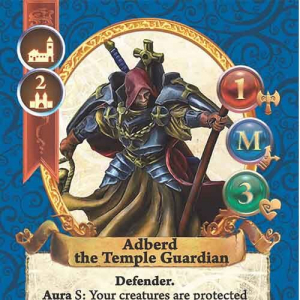 Adberd the Temple Guardian