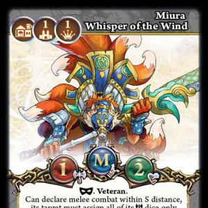 Miura Whisper of the Wind