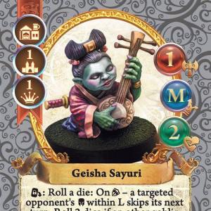 Geisha Sayuri