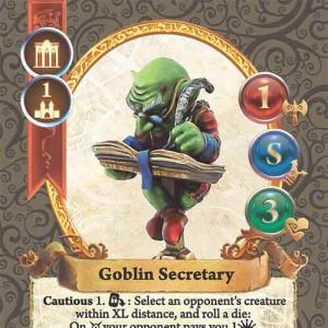 Goblin Secretary
