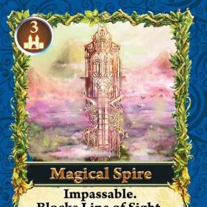 Magical Spire