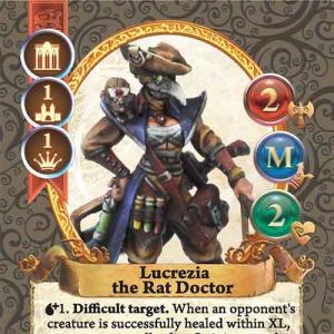 Lucrezia the Rat Doctor