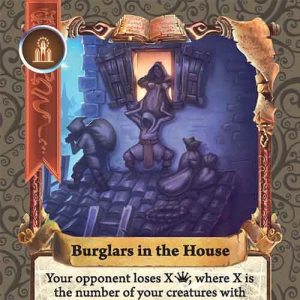Burglars in the House
