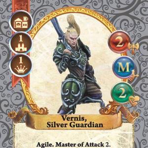 Vernis, Silver Guardian