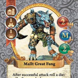 Mallt Great Fang