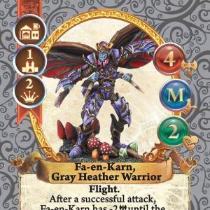 Fa-en-Karn, Gray Heather Warrior