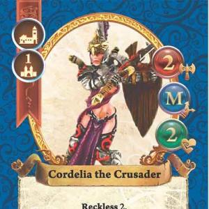 Cordelia the Сrusader