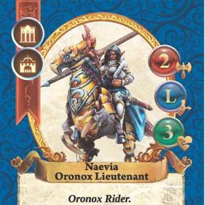 Naevia Oronox Lieutenant