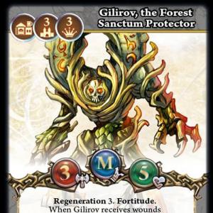 Gilirov, the Forest Sanctum Protector