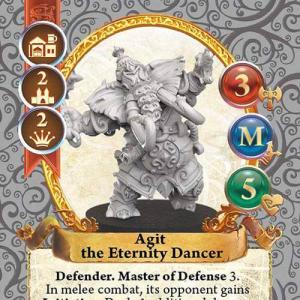 Agit the Eternity Dancer