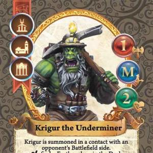 Krigur the Underminer