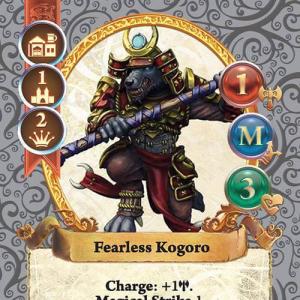 Fearless Kogoro