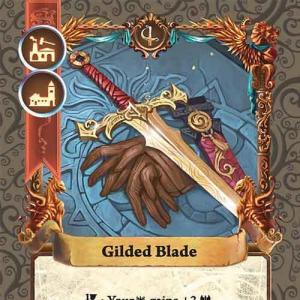 Gilded Blade