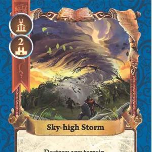 Sky-high Storm