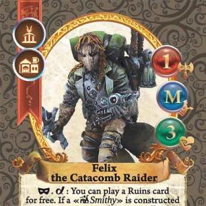 Felix the Catacomb Raider