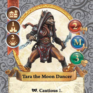 Tara the Moon Dancer