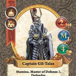 Captain Gil-Talas