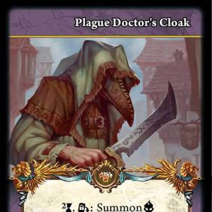 Plague Doctor's Cloak