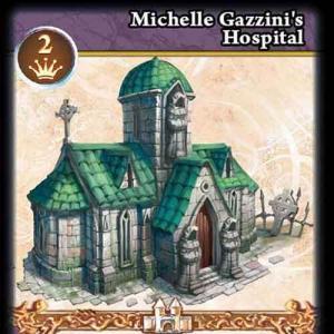 Michelle Gazzini's Hospital