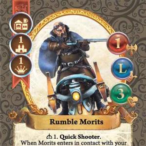 Rumble Morits