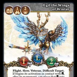 Egil the Wings of Winter