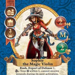 Sophie the Magic Violin
