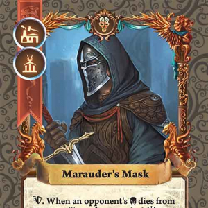 Marauder's Mask